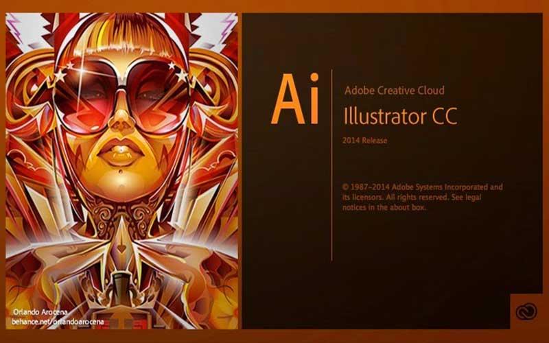 Illustrator โปรแกรมคู่บุญของนักออกแบบ