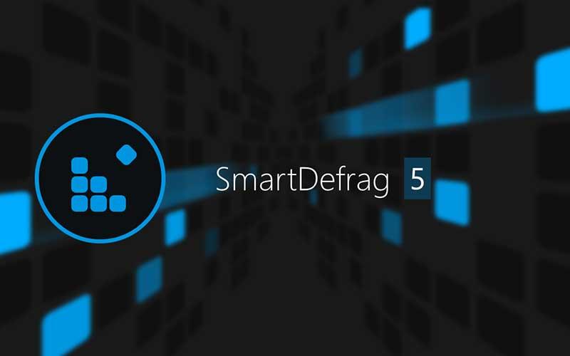 Smart Defrag โปรแกรมจัดเรียงข้อมูลฟรี